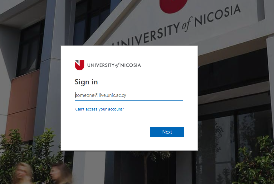 Office 365 username